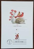 Etats-Unis - CM 1982 - YT N°1416 - Faune Et Flore Officielles Des Etats De L'Union / Ohio - Maximumkarten (MC)