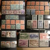 Autriche - Des Séries Complètes Et Des Timbres Taxe - Neufs ** - Stamps