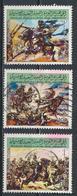 °°° LIBIA LIBYA - YT 1728/30 - 1986 °°° - Libyen
