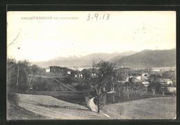AK Krumpendorf Am Wörthersee, Teilansicht Vom Ort - Österreich