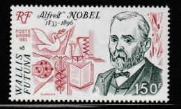 WALLIS Et FUTUNA - PA N°127 ** (1983)  A.Nobel - Poste Aérienne