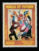 WALLIS Et FUTUNA - PA N°114 ** (1982)  Tapisserie - Unused Stamps