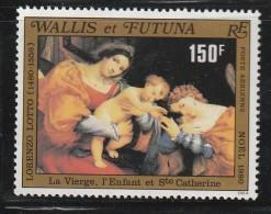 WALLIS Et FUTUNA - PA N°107 ** (1980)  Noël - Ungebraucht
