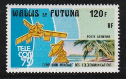 WALLIS Et FUTUNA - PA N°99 ** (1979)  Télécommunications - Airmail