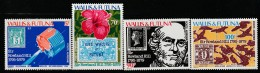 WALLIS Et FUTUNA - PA N°92/5 ** (1979)  Rowland HILL - Airmail