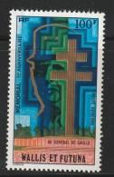 WALLIS Et FUTUNA - PA N°74 ** (1977)  De Gaulle - Airmail