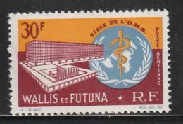 WALLIS Et FUTUNA - PA N°27 ** (1966) O.M.S - Airmail