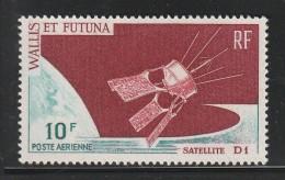 WALLIS Et FUTUNA - PA N°26 ** (1966) Satellite D1 - Unused Stamps