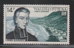 WALLIS Et FUTUNA - PA N°15 ** (1955)  Saint Père Chanel - Poste Aérienne