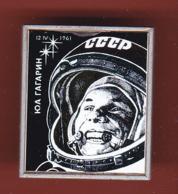 53639-Pin's.espace.fusée.cosmonaute.Russe.CCCP.. - Space