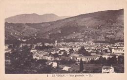LE VIGAN VUE GENERALE (dil404) - Le Vigan