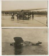 Ver Sur Mer Accident Fokker America Byrd Polar Expedition 1ere Liaison Aeropostale New York France 1/7/1927 - Frankrijk