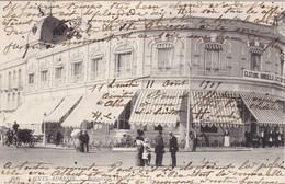 76. SAINTE ADRESSE. CPA . RESTAURANT LA PEROUSE  ANNÉE 1909 + TEXTE - Sainte Adresse
