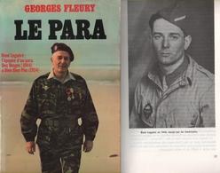 1944-1954 Capitaine René Leguérédu 1er R. C.P.: De La Campagne De France, à La Guerre D'Indochine (7 Scannes) - Unclassified