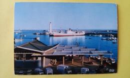 SETE La Nouvelle Criée Et L'entrée Du Port - Sete (Cette)
