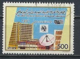 °°° LIBIA LIBYA - YT 1814 - 1991 °°° - Libye
