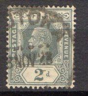 FIDJI( POSTE ) : Y&T N°  68  TIMBRE  BIEN  OBLITERE . - Fidji (...-1970)