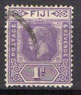 FIDJI( POSTE ) : Y&T N°  86  TIMBRE  BIEN  OBLITERE . - Fiji (...-1970)