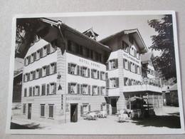 Andermatt . Hotel Krone - Suisse