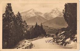 29888. Postal MONT LOUIS (Pyrenées Orientales) La Citadelle Au Hiver - Francia