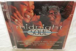 "2 CDs ""Midnight Soul"" Div. Interpreten - Soul - R&B"