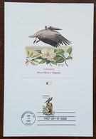 Etats-Unis - CM 1982 - YT N°1399 - Faune Et Flore Officielles Des Etats De L'Union / Louisiane - Maximumkarten (MC)