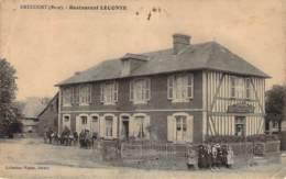 27 - Drucourt - Restaurant Leconte - Other Municipalities