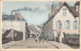 27 - Gisors - Rue De Paris (colorisée) - Gisors