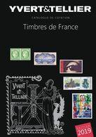 Catalogue Yvert Et Tellier Tome 1 France 2019 - France