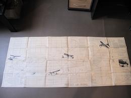 PLAN AVION - MEGOW'S GAS MODEL - QUAKER FLASH - SIGNE PAUL KARNOW - 25/3/1936 Plan Avec Photos - Technical Plans