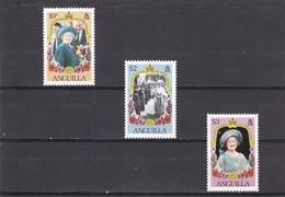 Anguilla Nº 590 Al 592 - Anguilla (1968-...)