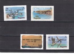 Anguilla Nº 598 Al 601 - Anguilla (1968-...)