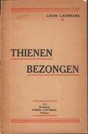 Tienen, Tirlemont,Thienen Bezongen, Uitgave 1929, Door Louis Laermans, COLLECTORS!!!!! - Tienen