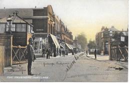 THE PAVEMENT - MORTLAKE -  S936 - London Suburbs
