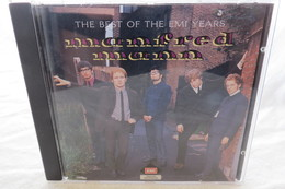 """CD """"Manfred Mann"""" The Best Of EMI Years - Hit-Compilations"""