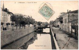 82 MOISSAC - Canal Du Midi - Moissac