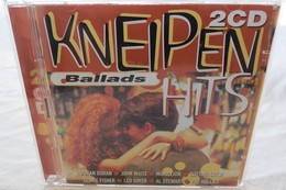 """2 CDs """"Kneipen Hits"""" Ballads - Compilations"""