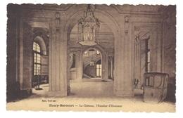 14 Thury Harcourt Le Château L' Escalier D' Honneur - Thury Harcourt