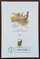 Etats-Unis - CM 1982 - YT N°1422 - Faune Et Flore Officielles Des Etats De L'Union / Dakota Du Sud - Maximumkarten (MC)