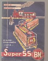 Protège Cahier BN Le Super Casse-Croûte C'est Le BN 55 - Liquor & Beer