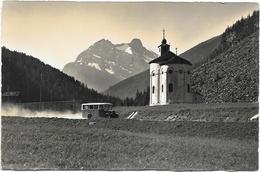 Saas-Balen NA1: Mittaghorn U. Egginer ( Car Postal ) - VS Valais