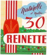 Buvard Biscottes Reinette, Naturelle Et Maltée. - Biscottes