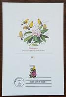 Etats-Unis - CM 1982 - YT N°1428 - Faune Et Flore Officielles Des Etats De L'Union / Washington - Maximumkarten (MC)