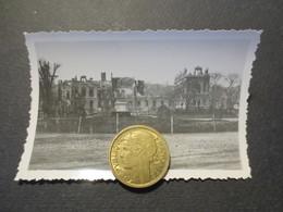 Le Havre - Photo Originale - Hôtel De Ville - Bombardement 5 Septembre 1944 - TBE - - Lieux