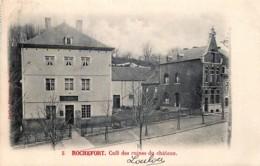 Rochefort - Café Des Ruines Du Château - Rochefort