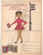 Protège Cahier TONIMALT Mes Desserts Et Goûters Préférés LES CREMES AU CHOCOLAT - Liqueur & Bière