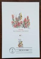 Etats-Unis - CM 1982 - YT N°1431 - Faune Et Flore Officielles Des Etats De L'Union / Wyoming - Maximumkarten (MC)