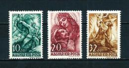 Hungría  Nº Yvert  559/61  En Nuevo - Hongrie