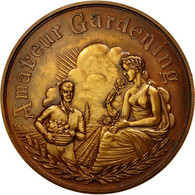 United Kingdom , Médaille, Horticulture, Amateur Gardening, SPL, Bronze - Altri