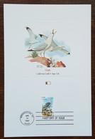Etats-Unis - CM 1982 - YT N°1425 - Faune Et Flore Officielles Des Etats De L'Union / Utah - Maximumkarten (MC)
